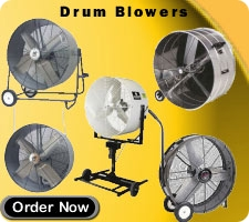 Drum Blowers Portable Blowers Industrial Blower Direct Drive Blower Belt Drive Blower TPI Blower Canarm Blower