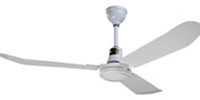 "Northwest Envirofan Model #160F-7 Industrial Ceiling Fan (56"" Downflow, 34,500 CFM, 5 Yr Warranty, 120V)"