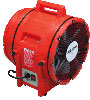 "12"" Allegro Industrial Plastic Blower (1 Hp, 1842 CFM @ Outlet)"