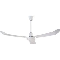 canarm model cp56fr white commercial ceiling fan 56 reversible 20500 cfm 5 yr warranty 120v canarm 56 ceiling fan