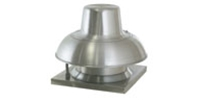 "SD Series Direct Drive Centrifugal Down Blast Roof Exhaust Fan or Wall Exhaust Fan General Application CFM Range: 300-3,100 @ 1/2"" S.P."