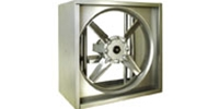 "Triangle Engineering FHIR Series (Single Speed) Direct Drive Reversible Wall Exhaust and Supply Fan CFM Range: 8,700-28,100 (Sizes 30"" thru 48"")"