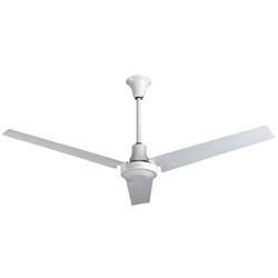 Heavy duty ul listed industrial reversible ceiling fans ves model indb60mr4lp white heavy duty industrial variable ceiling fan 60 reversible 46000 cfm 5 year warranty 120v aloadofball Image collections