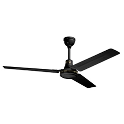 Black reversible heavy duty industrial and agricultural ceiling fan northwest envirofan model 160c 7blk black heavy duty industrial variable speed ceiling fan 56 reversible 34500 cfm 5 yr warranty 120v mozeypictures Image collections
