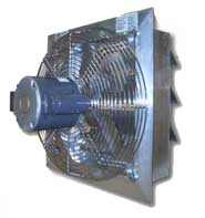 Canarm Brand Shutter Mounted Direct Drive Exhaust Fans