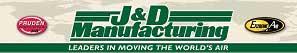 J&D Manufacturing Logo