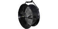 J&D Manufacturing brand Poly Chiller Agricultural Circulation Fan - 7 Models (Variable or Single Speed/14,300 CFM High)