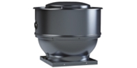 Soler & Palau USA brand STXD Direct Drive Centrifugal Upblast Roof or Sidewall Mount Exhaust Fan Restaurant & Gen. Applic. CFM Range: 225-3,187