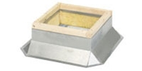Soler & Palau USA brand Roof Mounting Curb for DB Exhaust Fans