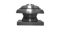 Soler & Palau USA brand Model ARE Down Blast Direct Drive Propeller Roof Exhaust Fan General Applications CFM Range: 495-3,180