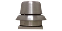 Soler & Palau USA brand Size 6-15 RED Direct Drive Centrifugal Downblast Roof Exhaust Fan Gen. Application CFM Range: 224-2,742