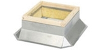 Soler & Palau USA brand Roof Mounting Curb for SDB & SDBD Exhaust Fans