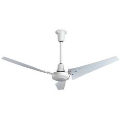 Airrow Model L 660 White Variable Sd Ceiling Fan 60 Downflow 46 000 Cfm 10 Yr Warranty 120v