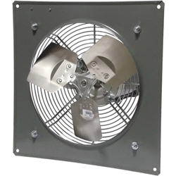 Leaderfan brand Panel Mounted Direct Drive Exhaust Fans