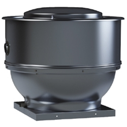Soler & Palau USA brand Model STXD Direct Drive Centrifugal Up Blast Roof or Sidewall Mount Exhaust Fan Restaurant & Gen. Applic. CFM Range: 225-3,187