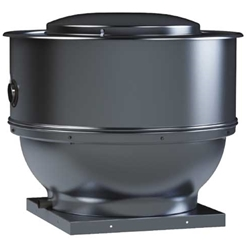 Soler & Palau USA brand Model STXB Belt Drive Centrifugal Up Blast Roof Mount Exhaust Fan or Wall Mount Restaurant & Gen. Applic. CFM Range: 3,194 - 8,736