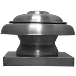 Soler & Palau USA brand Model ARS Down Blast Direct Drive Propeller Roof Supply Fan General Applications CFM Range: 454-2,654
