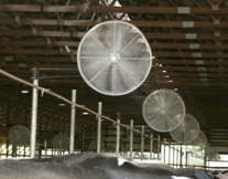 Barnstormer Air Circulator Application
